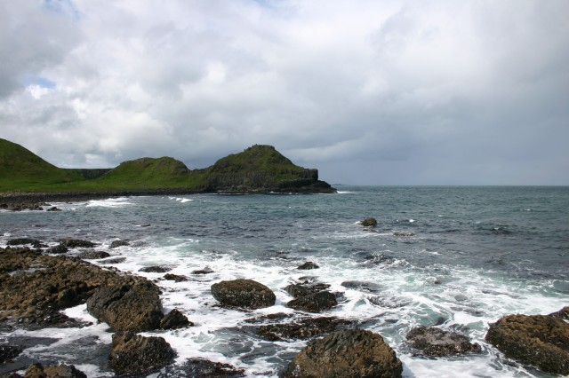 Giant's Causeway. Not was I saw the first time I came to Ireland, but one of my most favorite sights.
