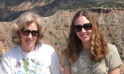My first photo with my birth mom C.
