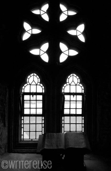 Taken in the Iona Abbey on the Isle of Iona, Scotland. This holy place changed my life.