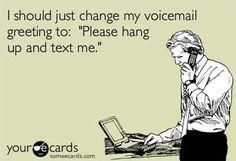 Text me