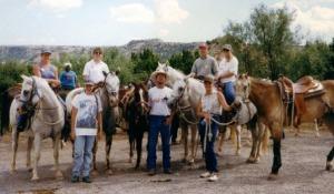 1997 trail ride