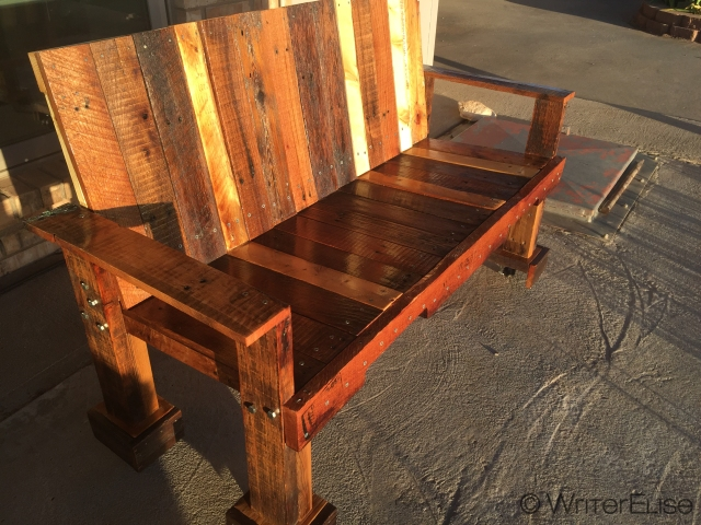 Finished Bench