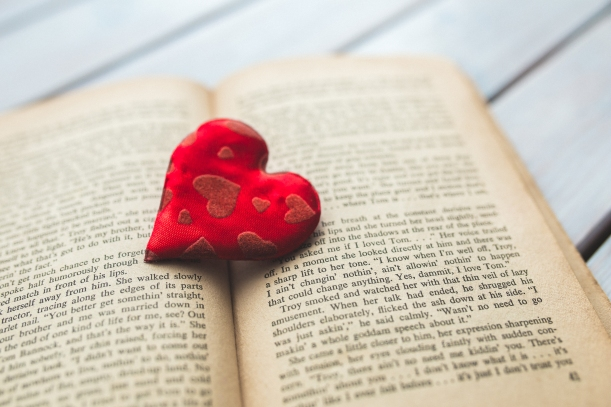 red-love-heart-typography