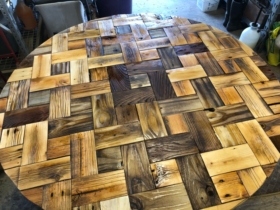 Reclaimed Wood Table andChairs
